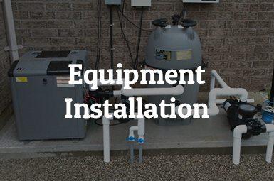 Equipment Installs