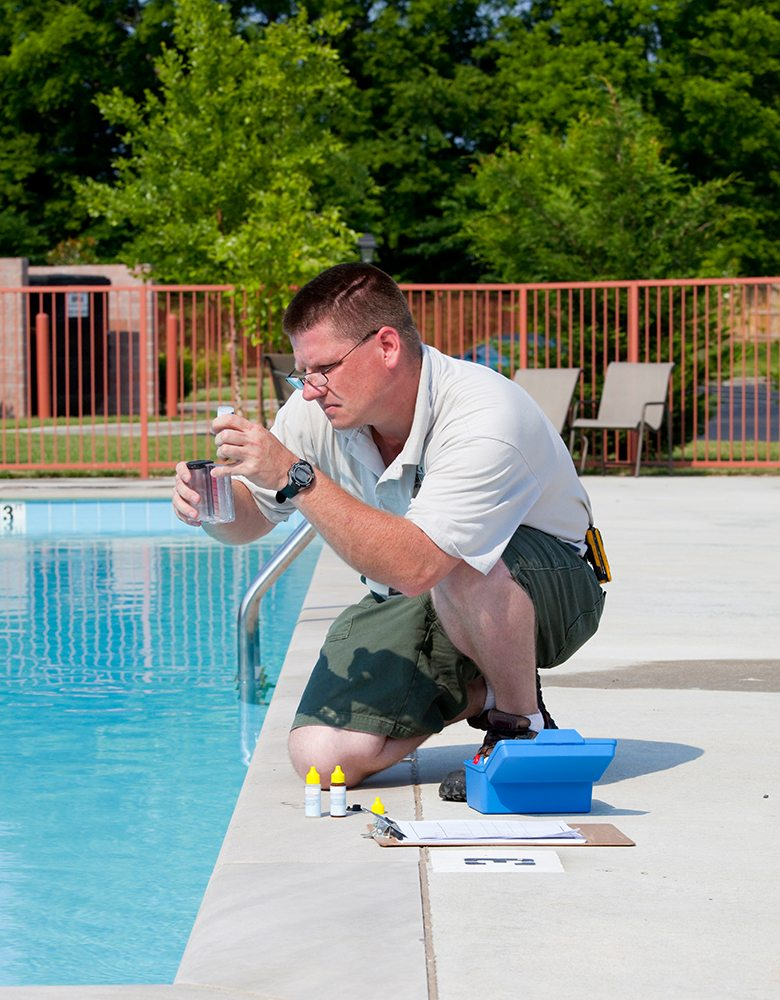 Pool Maintenance Service