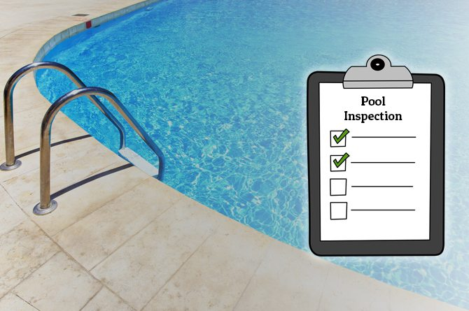 Pool inspections aqua pool bucks and montgomery counties - Residential swimming pool inspection ...