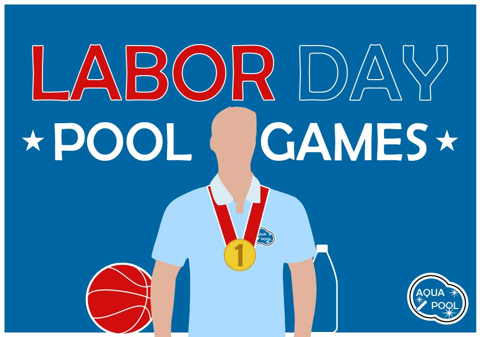 Labor Day Pool Games