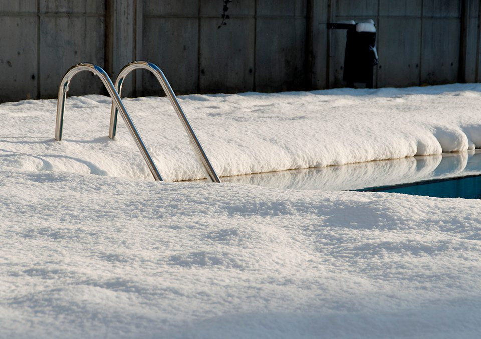 Winter Pool Maintenance Tips